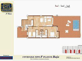Piso en venta en calle Ánade, Urb. Roquetas de Mar en Roquetas de Mar - 268610526