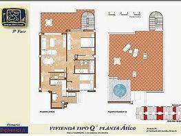 Ático en venta en calle Ánade, Urb. Roquetas de Mar en Roquetas de Mar - 207662759