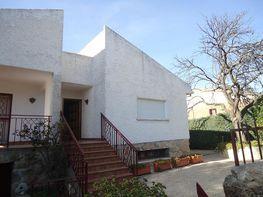 Fachada - Chalet en venta en calle Sotolargo, Valdeaveruelo - 331020865