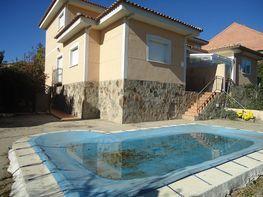 Piscina - Casa pareada en venta en calle Julio Gonzalo, Casar (El) - 348621032