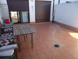 Patio trasero - Estudio en venta en calle La Tercia, El Casar Pueblo en Casar (El) - 350726920