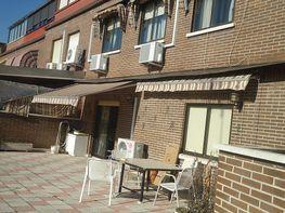 Patio - Chalet en venta en calle Malaga, Ensanche en Alcobendas - 377115397