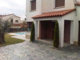 Porche - Casa en venta en calle Grecia, Les Fonts en Terrassa - 115995151