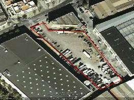 Terreny industrial en venda carrer Cornellà, Cornellà de Llobregat - 81852739