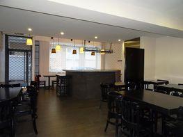 Comedor - Local comercial en alquiler en calle Matilde Díez, El Viso en Madrid - 291050043