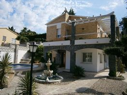 Freistehendes haus in verkauf in calle Mas Sole, Urb. castell de montornés in Pobla de Montornès, la - 125401918