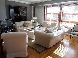 Salón - Piso en alquiler en calle Juan Bautista Lafora, Centro en Alicante/Alacant - 383774542