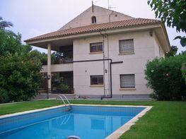 Fachada - Casa en venta en calle Mediterráneo, Cunit - 106324455