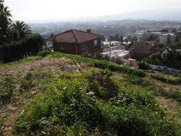 Terreny en venda carrer Angels, La miranda a Esplugues de Llobregat - 30137471