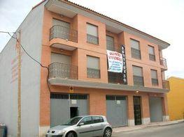Fachada - Piso en venta en calle La Alberca, Yátova - 28166399