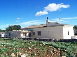 Vistas - Casa en venta en carretera El Oro, Cortes de Pallás - 28168679