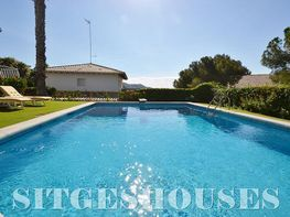 Casa en alquiler en calle Bosc Den Bruguera, Santa barbara en Sitges - 202119805