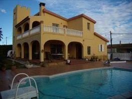 Fachada - Chalet en venta en calle Cala Puntal E, Vinaròs - 32091097
