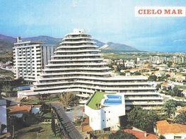 Fachada - Apartamento en alquiler de temporada en calle Terramar Alto, Benalmádena Costa en Benalmádena - 387083013