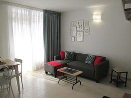Salón - Dúplex en alquiler en calle Galdar, Maspalomas - 407265760