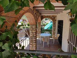 maison en terrasse de location à colonia paquita, villar del olmo