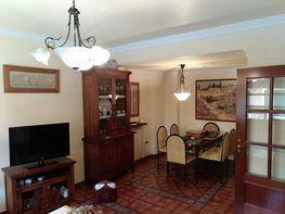 Salón - Casa adosada en alquiler en calle Gloria Fuertes, Cáceres - 393075419