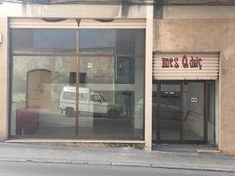 Fachada - Local comercial en alquiler en calle Progres, Sant Julià en Vilafranca del Penedès - 387967214