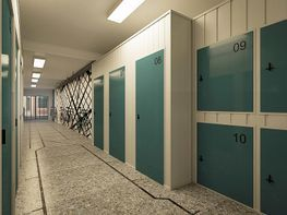 Patio - Trastero en alquiler en calle Vallcarca, Vallcarca i els Penitents en Barcelona - 285209333