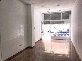 Fachada - Local comercial en alquiler en calle Torero José María Manzanares, San Blas - Santo Domingo en Alicante/Alacant - 394780547
