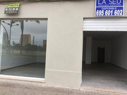 Fachada - Local comercial en alquiler en calle Antic Regne de Valencia, Russafa en Valencia - 331822697