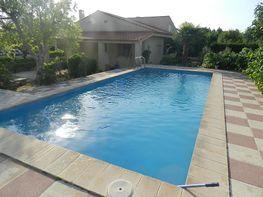 Villa en venta en calle Baqueriza, Pedro Lamata en Albacete