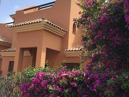 terrace house for rent in calle retama, amarilla golf
