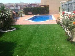 terrace house for seasonal rent in calle ibiza, miami platja - miami playa