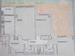 Jardín - Piso en alquiler en calle Europa, Zona Avenida de Europa en Pozuelo de Alarcón - 407878168