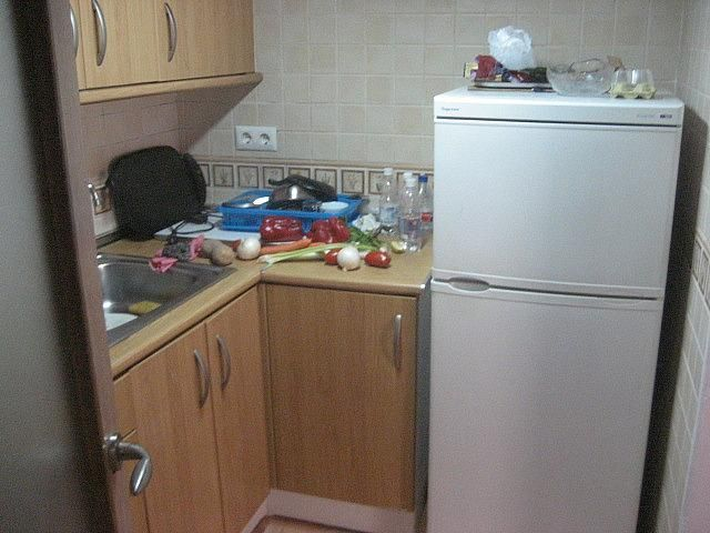 Cocina - Casa en alquiler en calle Cullera, Cullera - 126520899