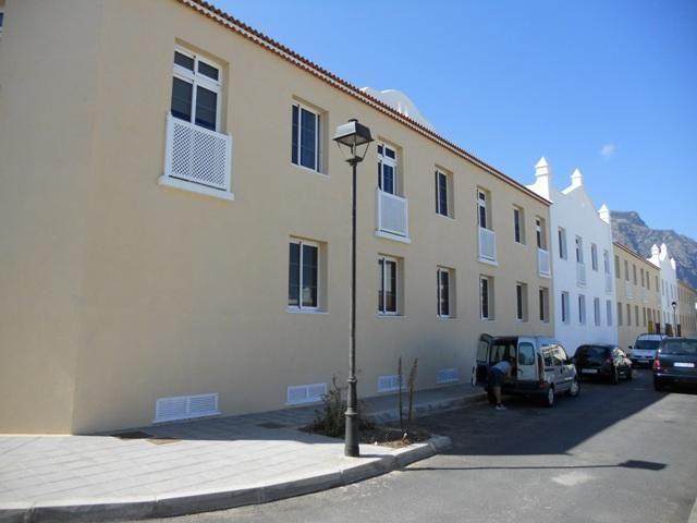 Fachada - Piso en alquiler en urbanización Las Canteras, Buenavista del Norte - 87022465