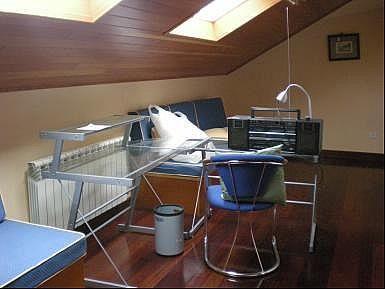 Dormitorio - Chalet en alquiler de temporada en paseo Perez Galdos Zona, El Sardinero en Santander - 281919020