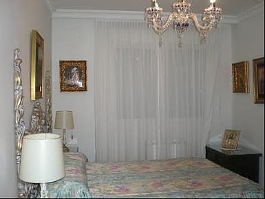Dormitorio - Piso en alquiler de temporada en calle Calatayud, El Sardinero en Santander - 141426898