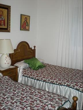 Dormitorio - Piso en alquiler de temporada en calle Calatayud, El Sardinero en Santander - 141426901