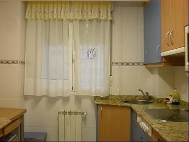 Cocina - Piso en alquiler de temporada en calle Calatayud, El Sardinero en Santander - 141426917
