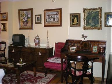 Salón - Piso en alquiler de temporada en calle Calatayud, El Sardinero en Santander - 141426918