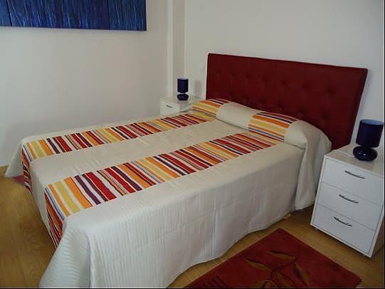 Dormitorio - Piso en alquiler de temporada en calle Antonio Lopez, Centro en Santander - 150111412