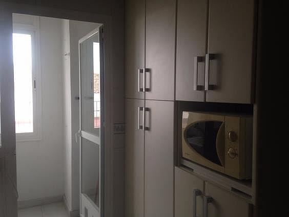 Piso en alquiler en calle Rafael Zamora, Gelves - 290686116