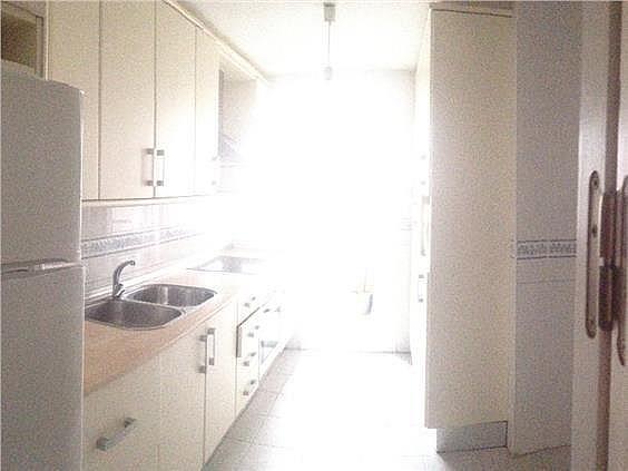 Piso en alquiler en calle Rafael Zamora, Gelves - 290686143