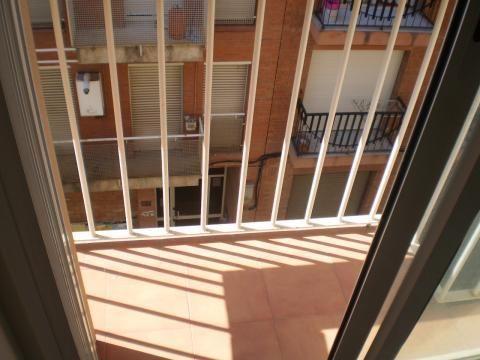 Balcón - Apartamento en venta en calle Sant Carles, Centre Històric en Lleida - 45848874