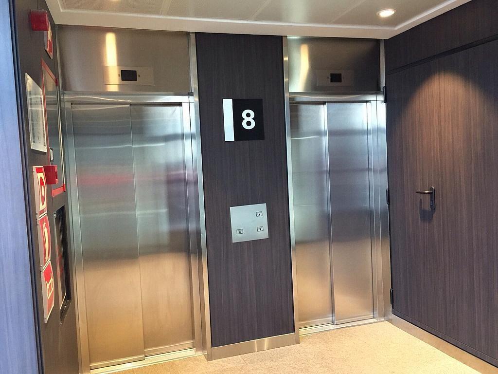 Zonas comunes - Oficina en alquiler en calle Diagonal, Les corts en Barcelona - 322065024