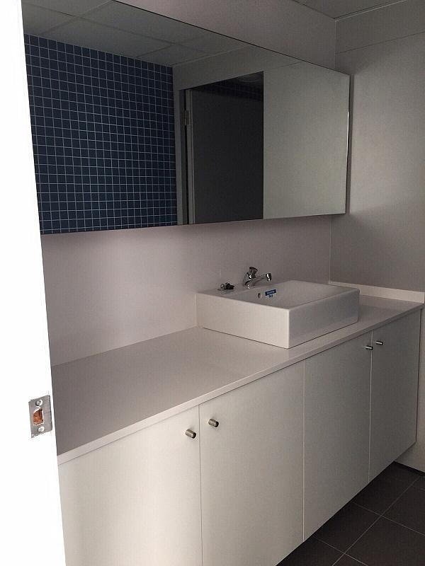 Baño - Oficina en alquiler en calle Diagonal, Les corts en Barcelona - 322065025