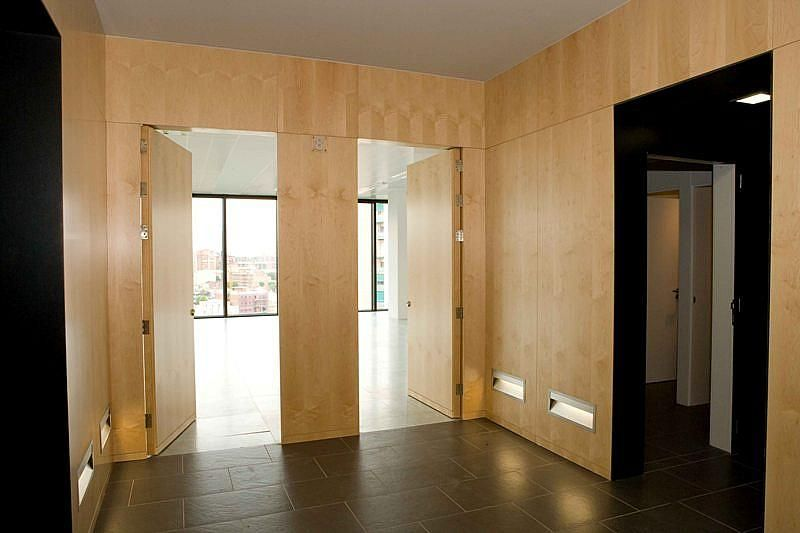 Pasillo - Oficina en alquiler en calle Diagonal, Diagonal Mar en Barcelona - 322071880