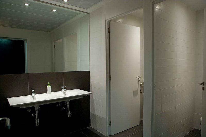 Baño - Oficina en alquiler en calle Diagonal, Diagonal Mar en Barcelona - 322071882