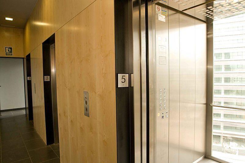 Zonas comunes - Oficina en alquiler en calle Diagonal, Diagonal Mar en Barcelona - 322071885