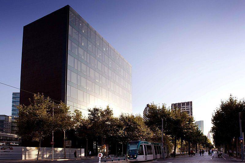 Fachada - Oficina en alquiler en calle Diagonal, Diagonal Mar en Barcelona - 322071888