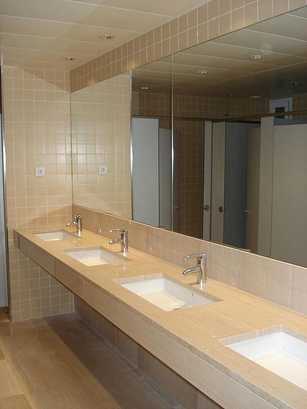 Baño - Oficina en alquiler en calle Lepant, La Sagrada Família en Barcelona - 322504948