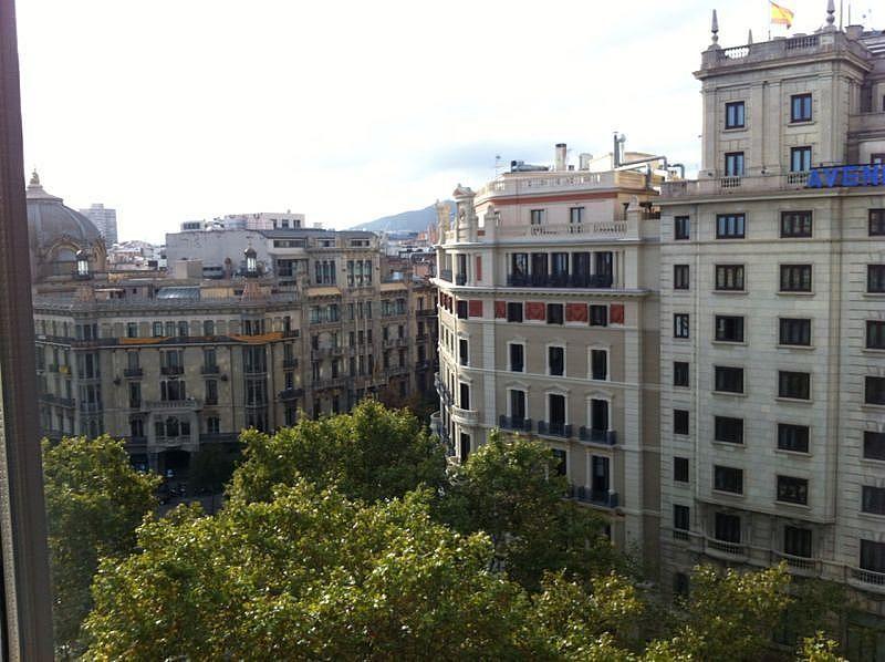 Vistas - Oficina en alquiler en paseo De Gracia, Eixample dreta en Barcelona - 322531777