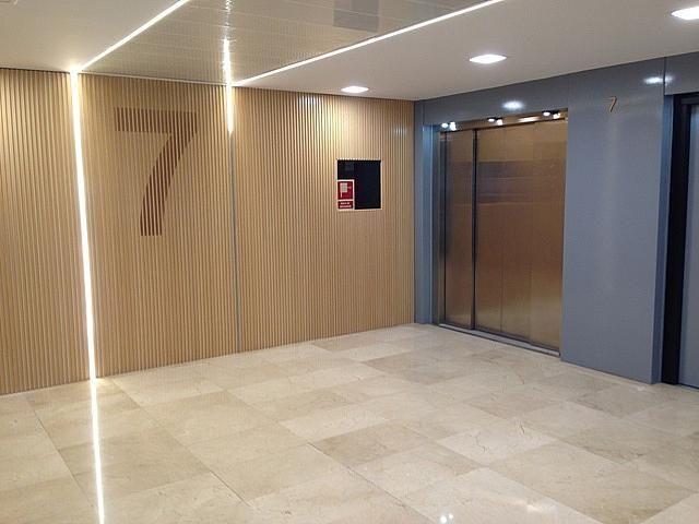 Vestíbulo - Oficina en alquiler en calle Provença, Eixample dreta en Barcelona - 322563201