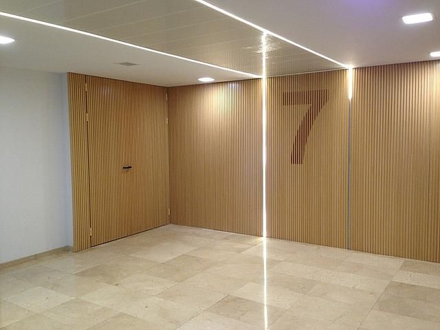 Vestíbulo - Oficina en alquiler en calle Provença, Eixample dreta en Barcelona - 322563204